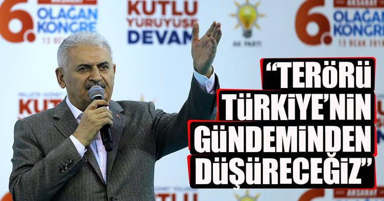 Ne yapıyorsak, Türkiye için yapıyoruz