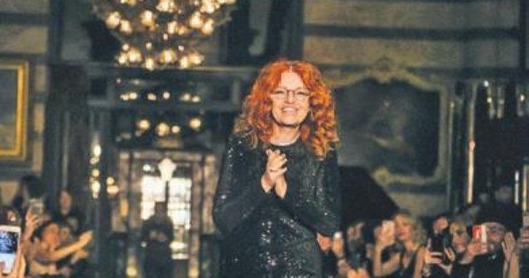 Paris ve Milano'dan sonra İstanbul'da gala