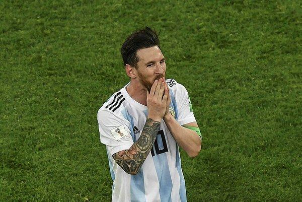 Lionel Messi; Maradona'yı yakaladı, Dünya Kupası tarihine geçti