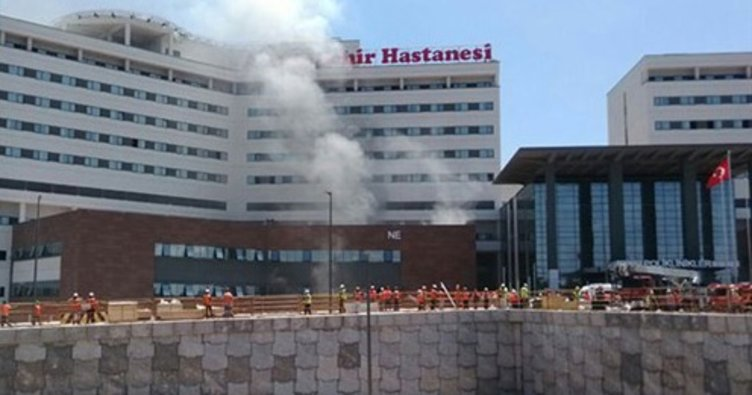 Adana'da yangın!