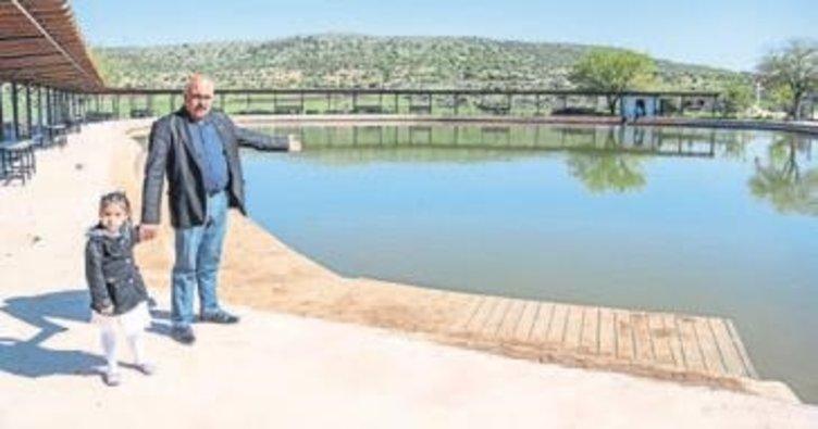 Sülüklü Göl sağlık turizmine kazandırıldı