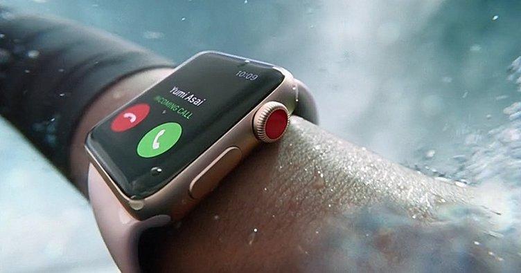 Apple Watch'a dava açıldı!