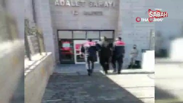 Jandarma, silah satıcısını alıcı kılığına girerek yakaladı | Video