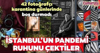 Pandemi ruhu İstanbul Modern'de