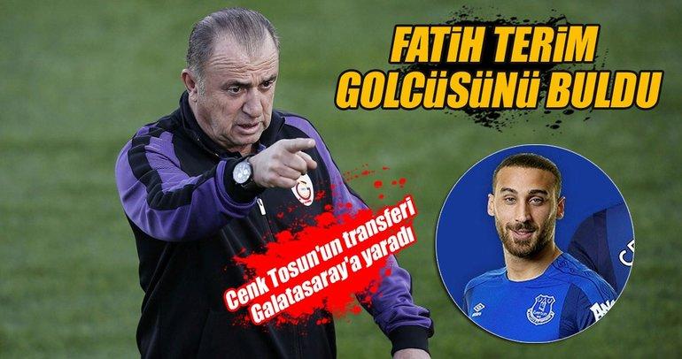 Fatih Terim golcüsünü buldu