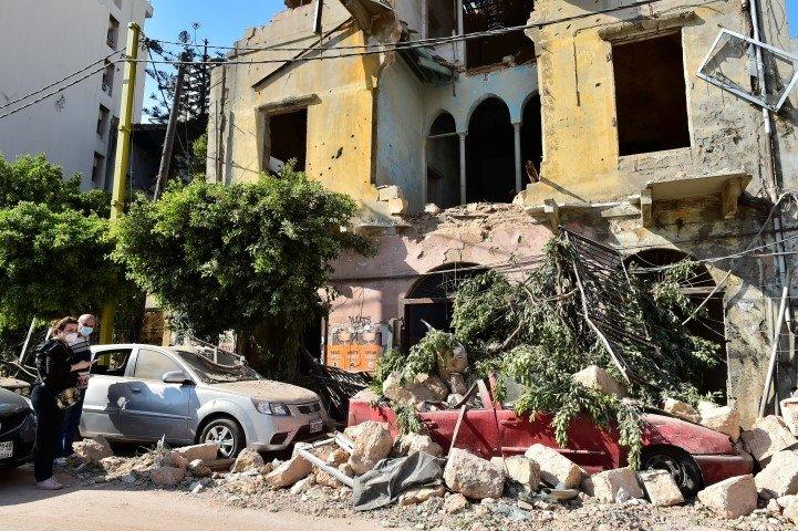 Beyrut Limanı'nadaki patlama nasıl oldu? İşte Beyrut'taki patlamanın detayları...