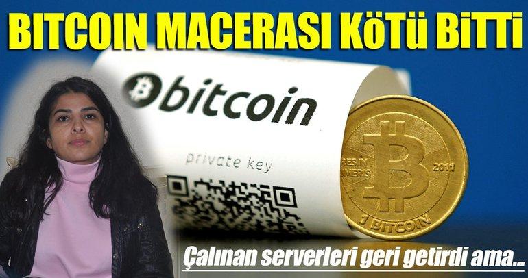 'Bitcoin' soygununda kuzen tutuklandı