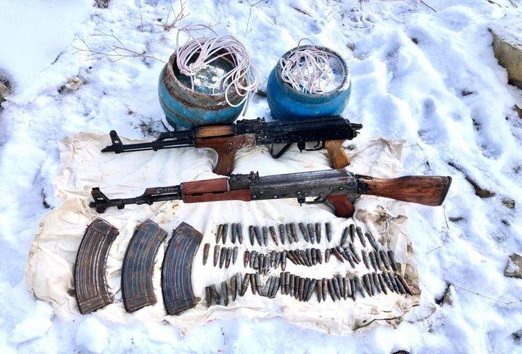 Son dakika: PKK'ya 'Eren' darbesi! İçişleri duyurdu: Yerle bir edildi...
