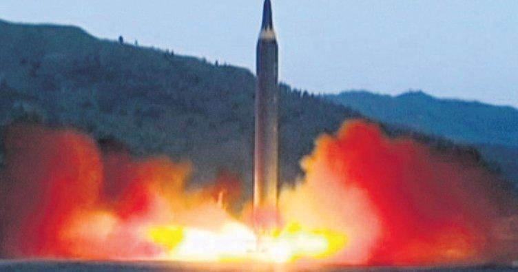 Kuzey Kore'ye ateşe hazırız