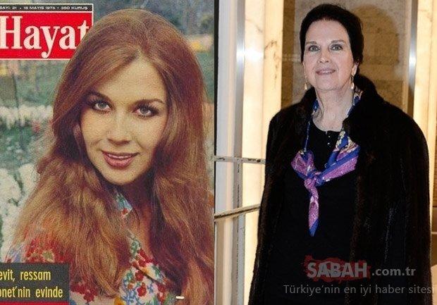 Yeşilçam'ın en güzellerinden Gülşen Bubikoğlu'nun şaşırtan değişimi