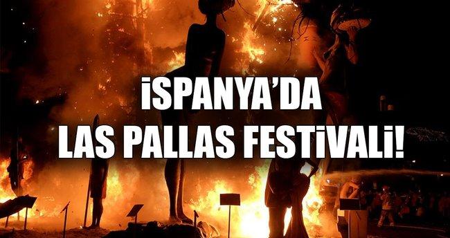 İspanya'da Las Fallas Festivali düzenlendi!