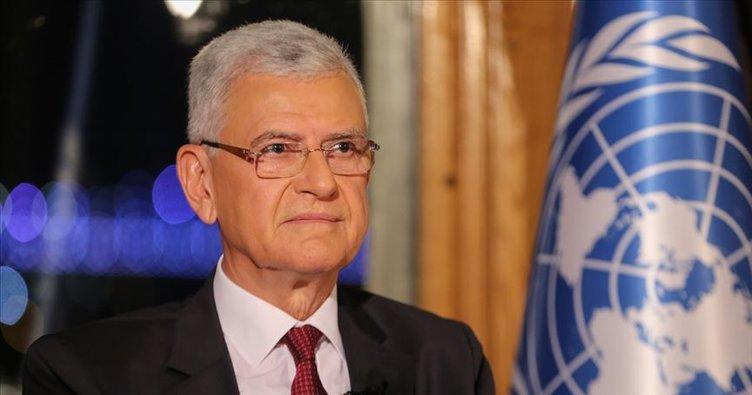 BM 75. Genel Kurul Başkanlığına seçilen Volkan Bozkır, görevini bugün devralıyor