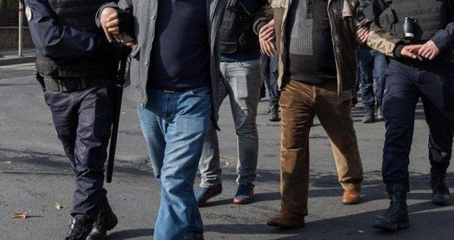 Ankara'da 138 kişi FETÖ'den tutuklandı