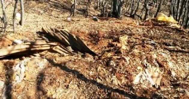 Tunceli'de PKK'ya ait 10 sığınak bulundu