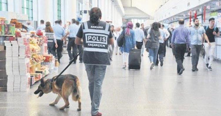Polisten bayram teyakkuzu