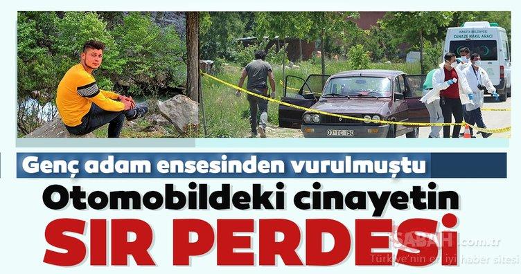 Otomobildeki cinayetle ilgili 3 kişi gözaltına alındı