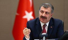 Son dakika haberi | Bakan Fahrettin Koca'dan 'TURKOVAC' müjdesi: Acil kullanım onayına geldi