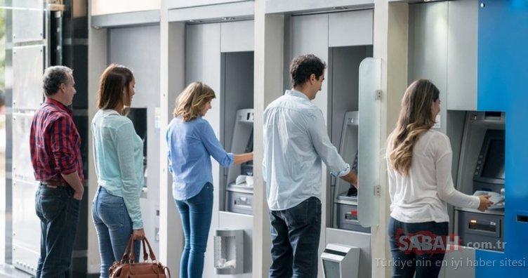 Bankalar kaçta açılıyor, kaçta kapanıyor? Ziraat, Garanti, Türkiye İş, Denizbank, Akbank kaça kadar açık? 2020 Banka çalışma saatleri