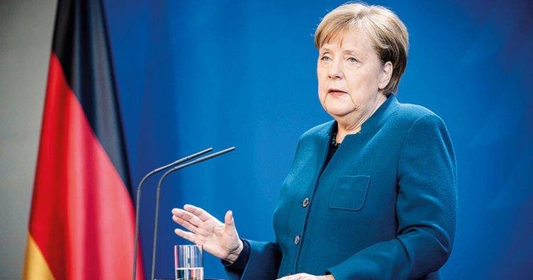 Merkel'i çıldırttılar