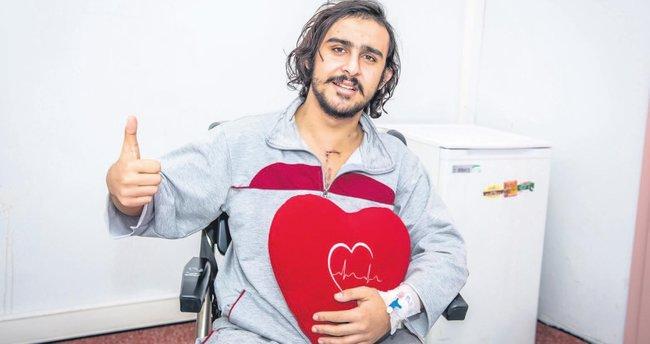 Hasta Adana'dan doktor kongreden