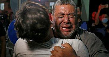 Filistin'den acı haber!  İsrail yine çocukları katletti