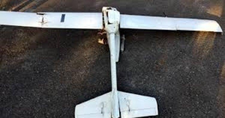 Ürdün, Suriye sınırında insansız keşif uçağı düşürdü!