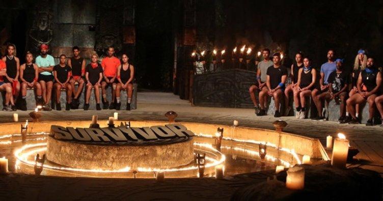 Survivor dokunulmazlık oyunu ile ikinci eleme adayı kim oldu? Survivor dokunulmaz oyununu hangi takım kazandı?