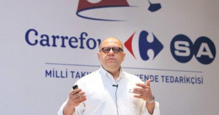 Carrefoursa yönetiminde değişiklik