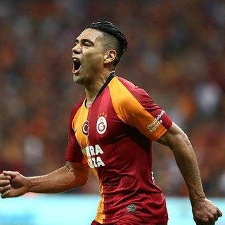 Radamel Falcao'dan Galatasaray taraftarına övgü
