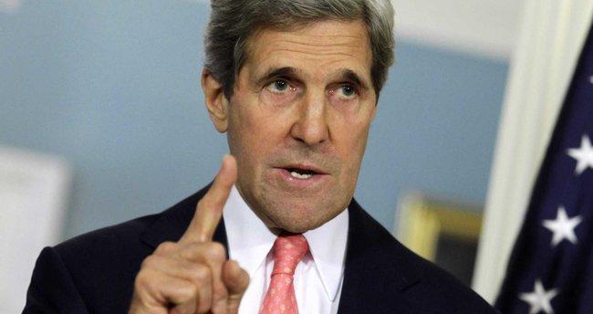 Kerry'den Esed ve Rusya'ya ateşkes eleştirisi