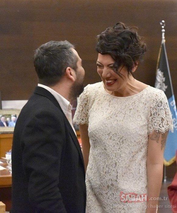 Sibel Tüzün'ün eski eşi Ender Balcı'ya 21 ay hapis!