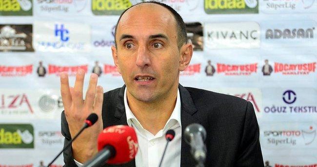 Adanaspor, Jurcic'i gönderdi