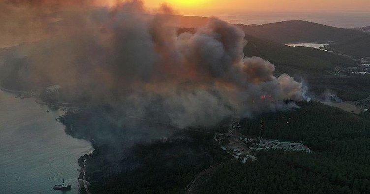 SON DAKİKA HABERİ: Bakan Pakdemirli duyurdu! 43 yangın kontrol altına alındı