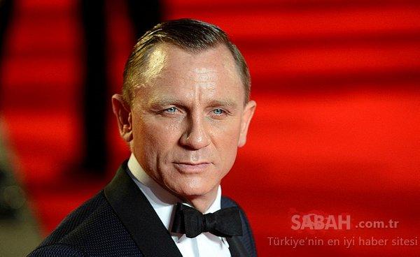 Yeni James Bond filminin adı belli oldu