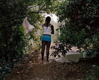Seks işçisi göçmen kadınlar