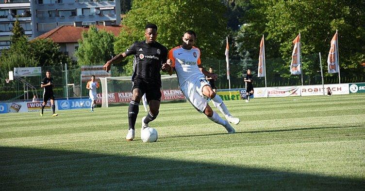 Beşiktaş, Shakhtar Donetsk ile berabere kaldı