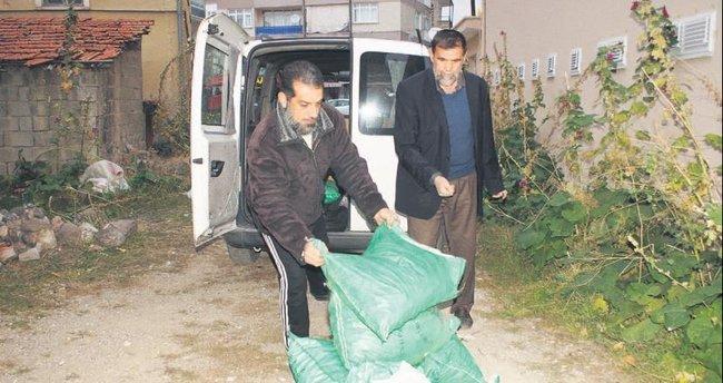 İmam, sığınmacıların 'yardım meleği' oldu