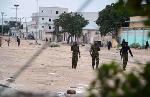 Eş Şebab militanları kurşuna dizildi
