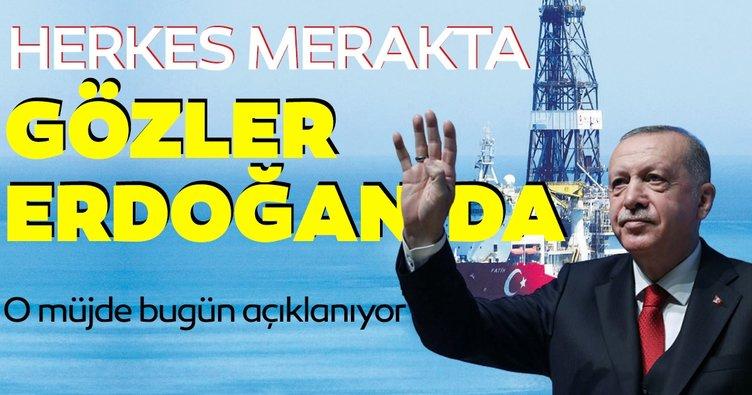 Herkes merakta gözler Erdoğan'da