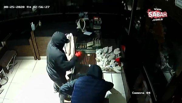 Ekmek kasasıyla vurgun yapmışlardı. Polis tek tek yakaladı   Video