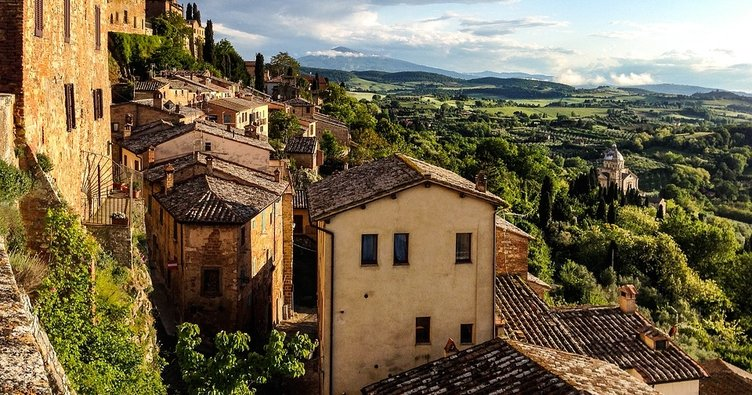 Hafızalarda Toscana, kulaklarda ise Adrea Bocelli