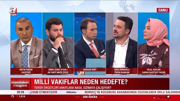 Manipülasyon videosuyla TÜGVA nasıl hedef alındı? TÜGVA Başkanı Enes Eminoğlu: Algı operasyonuyla karşı karşıyayız