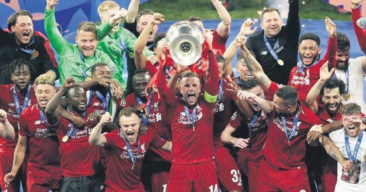 En büyük Liverpool