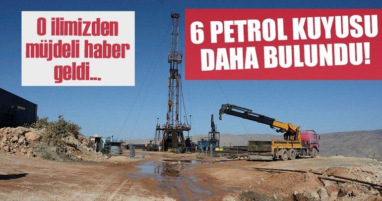 Siirt'teki 4 kuyudan günde 1000 varil petrol çıkıyor