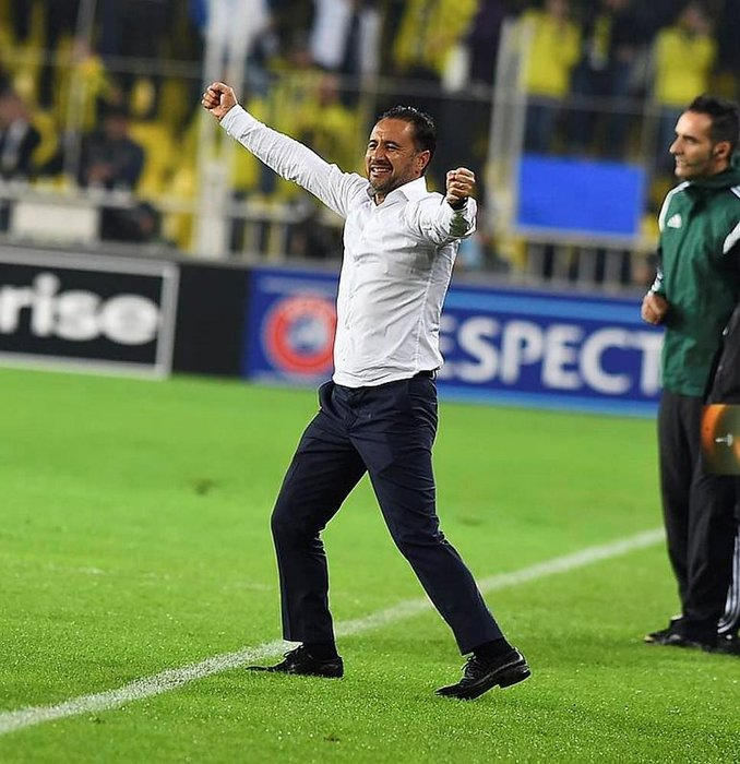 Vitor Pereira kararını verdi