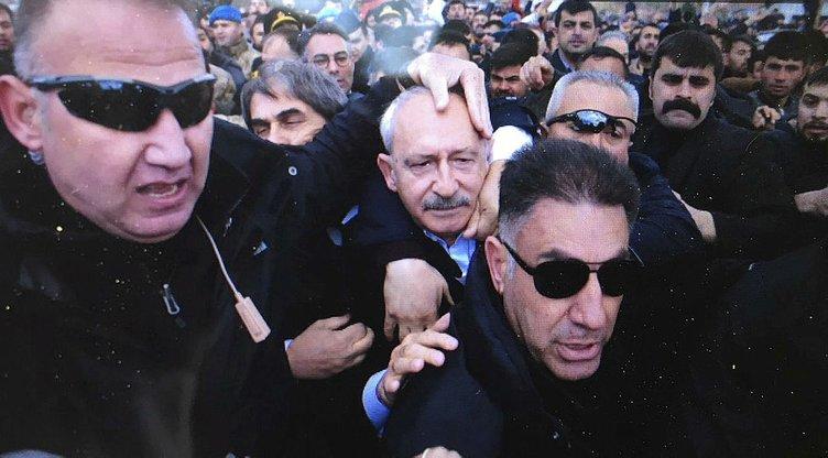 SON DAKİKA: Ankara Cumhuriyet Başsavcılığı harekete geçti! Kılıçdaroğlu'na saldırı hakkında...