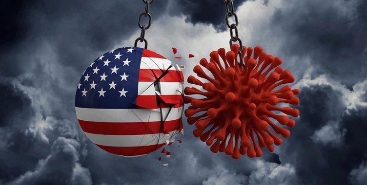 Koronavirüs ABD'yi sallıyor! 1930 Büyük Buhran'dan bu yana en sert daralma yaşanabilir