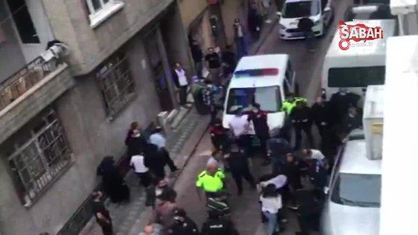 Son dakika haberi... İstanbul Zeytinburnu'nda dehşet! İstanbul Valiliği'nden flaş açıklama | Video