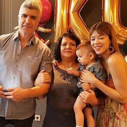 Feyza Aktan'ın leopar desenli süper mini elbisesi sosyal medyayı salladı! Özcan  Deniz'in eski eşi Feyza Aktan'ın olay pozu hamile mi dedirtti? - Magazin  Haberleri