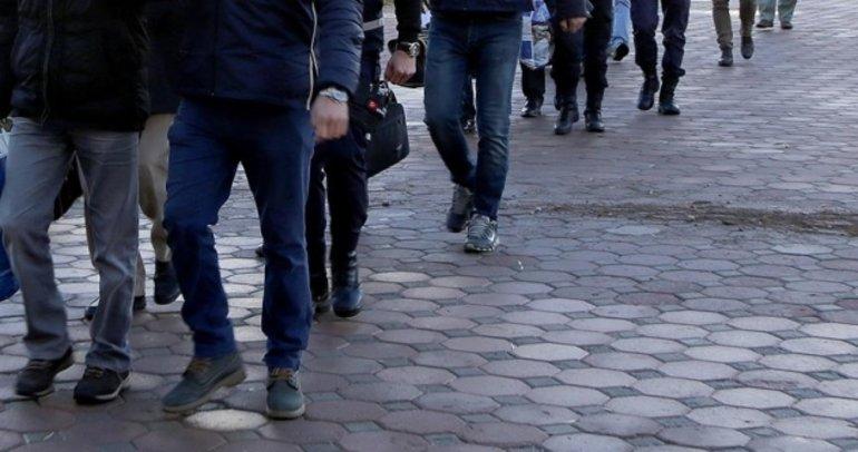 Aksaray merkezli FETÖ/PDY operasyonu! 10 kişi tutuklandı